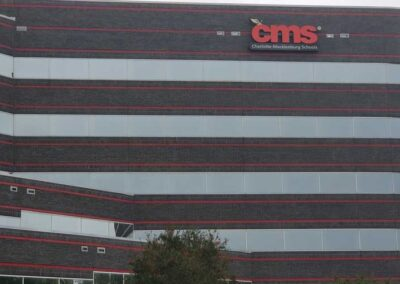 CMS Charlotte Mecklenburg Schools Renovation