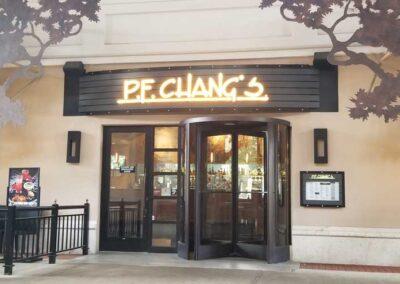 PF Changs Charlotte